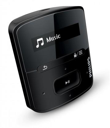 MP3, MP4 prehrávače,discmany Philips SA4RGA02KN