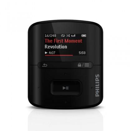MP3, MP4 prehrávače,discmany Philips SA4RGA02KN ROZBALENO