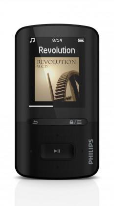 MP3, MP4 prehrávače,discmany Philips SA4VBE04KF ROZBALENÉ