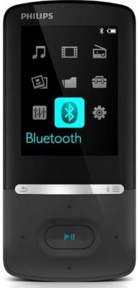 MP3, MP4 prehrávače,discmany Philips SA5AZU08KF 4 GB