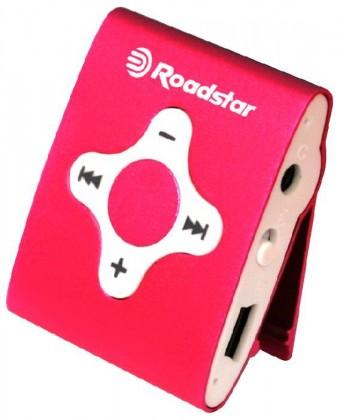 MP3, MP4 prehrávače,discmany Roadstar MP425PK pink ROZBALENO