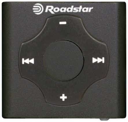 MP3, MP4 prehrávače,discmany Roadstar MPS020BK black