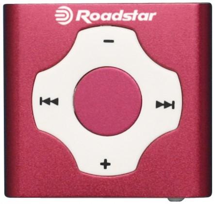 MP3, MP4 prehrávače,discmany Roadstar MPS020PK pink