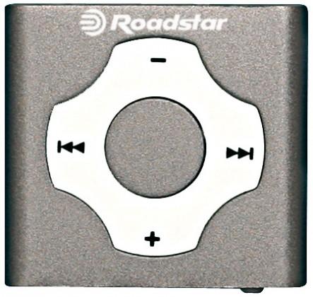MP3, MP4 prehrávače,discmany  Roadstar MPS020SL silver
