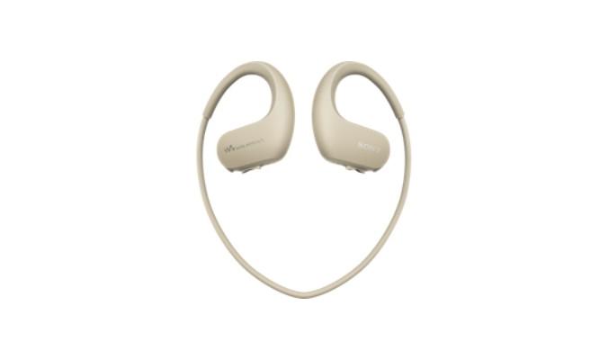 MP3, MP4 prehrávače,discmany Sony NW-WS413 4 GB, sivá