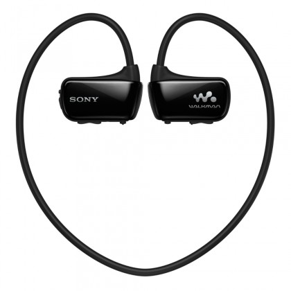 MP3, MP4 prehrávače,discmany Sony NWZ-W273SB / 4 GB (Black)