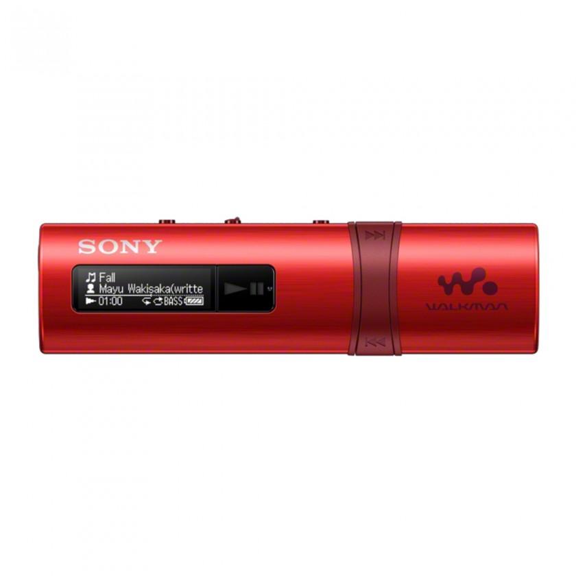 MP3, MP4 prehrávače,discmany Sony WALKMAN NWZ-B183R
