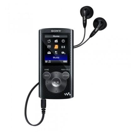 MP3, MP4 prehrávače,discmany Sony WALKMAN NWZ-E383 4 GB