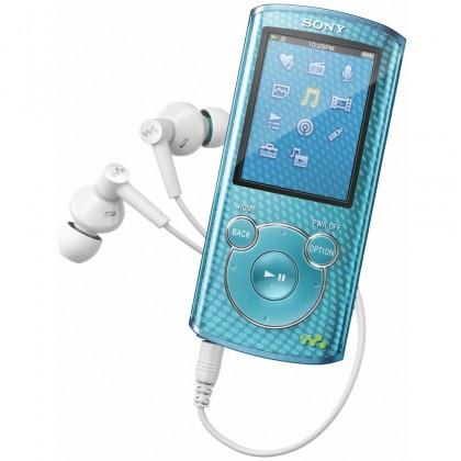 MP3, MP4 prehrávače,discmany  SONY WALKMAN NWZ-E463L