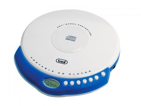 MP3, MP4 prehrávače,discmany Trevi CMP 498/WH