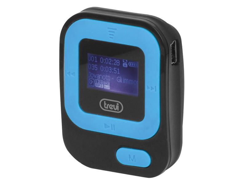 MP3, MP4 prehrávače,discmany Trevi MPV 1705, modrá