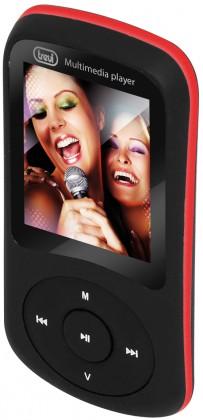 MP3, MP4 prehrávače,discmany Trevi MPV 1730SD, čierna