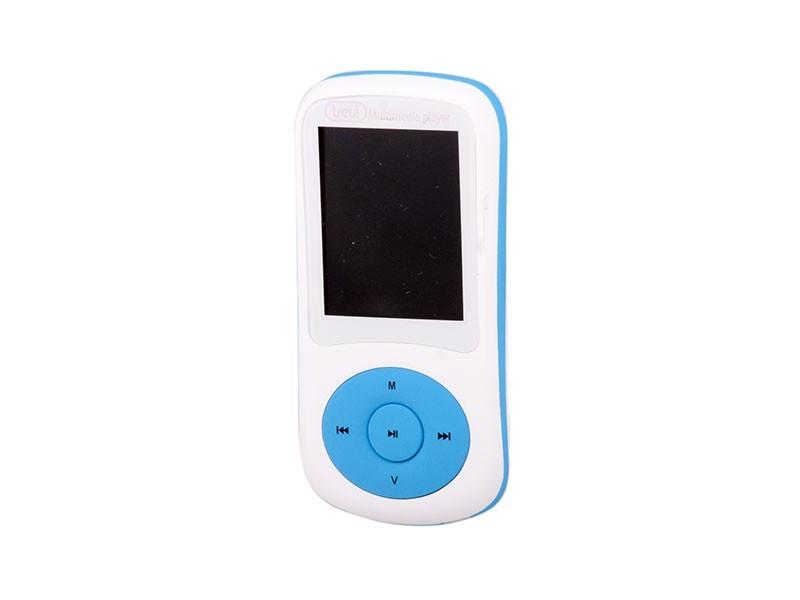 MP3, MP4 prehrávače,discmany Trevi MPV 1730SD, modrá
