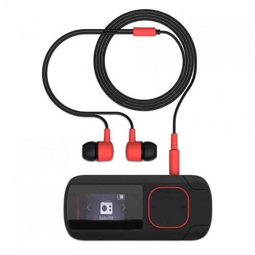 MP3 prehrávač ENERGY MP3 Clip Bluetooth Coral