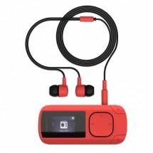 MP3 prehrávač ENERGY MP3 Clip Coral