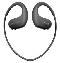 MP3 prehrávač Sony NW-WS413 4 GB, čierny