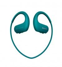 MP3 prehrávač Sony NW-WS413 4 GB, modrý