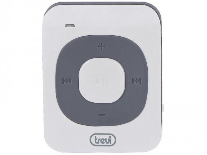 MP3 prehrávač Trevi MPV 1704, biely