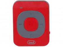 MP3 prehrávač Trevi MPV 1704 SR červený
