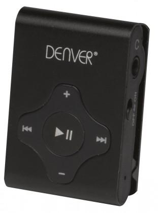 MP3 prehrávače Denver MPS-409C 4 GB black