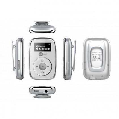 MP3 prehrávače Mpman  CLIPSY 2GB