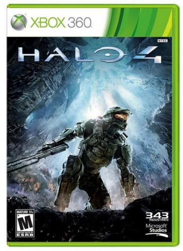 MS XBOX 360 hra - Halo 4