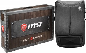 MSI Gaming batoh 2019