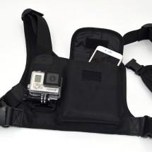Multifukčný postroj NICEBOY - úchyty na dve kamery
