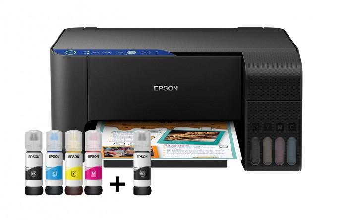 Multifunkčná atramentová tlačiareň Epson EcoTank L3151 farebná PO