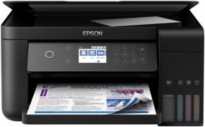 Multifunkčná atramentová tlačiareň Epson EcoTank L6160 farebná