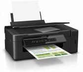 Multifunkčná atramentová tlačiareň Epson, farebná, WiFi, EcoTank