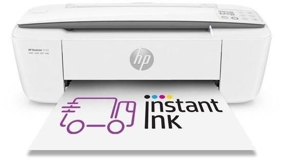 Multifunkčná atramentová tlačiareň HP DeskJet 3750 Instant Ink