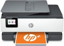 Multifunkčná atramentová tlačiareň HP Officejet Pro 8022e, HP+