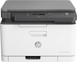 Multifunkčná laserová tlačiareň HP Color Laser MFP 178nw, 4ZB96A