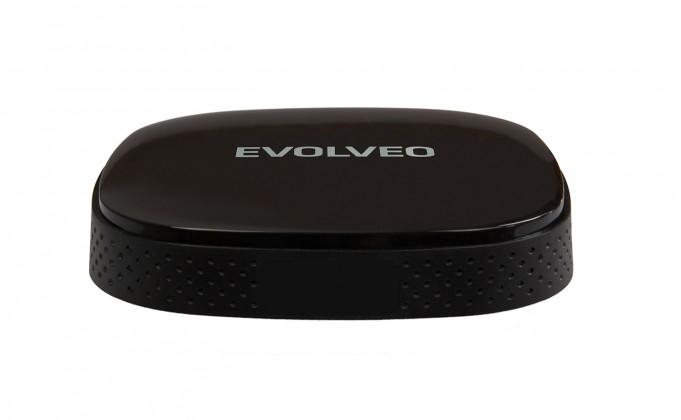 Multimediálne centrum EVOLVEO Android Box Q3 4K, Quad Core Smart TV box, 4K video