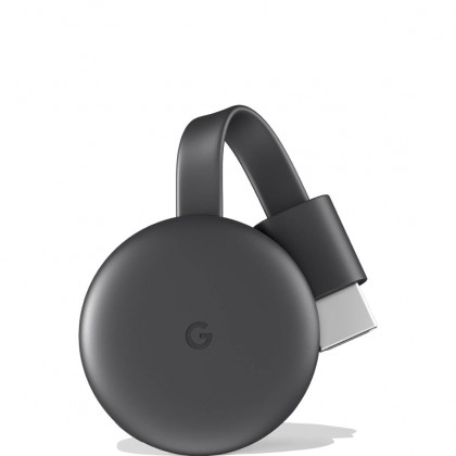 Multimediálne centrum Google Chromecast 3