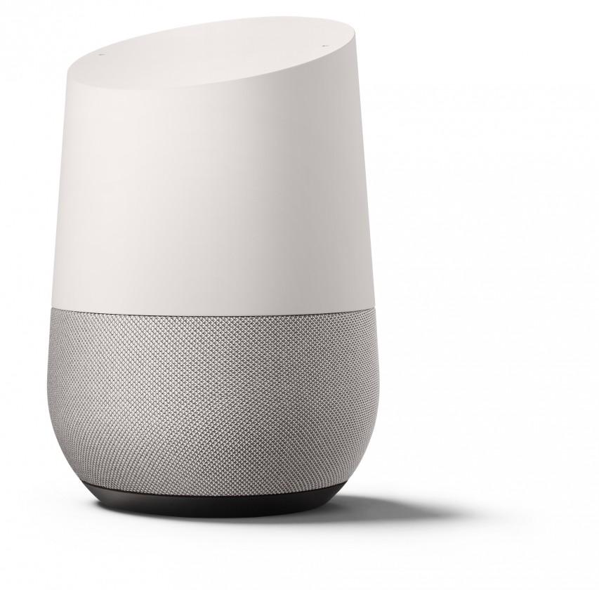 Multimediálne centrum Hlasový asistent Google Home