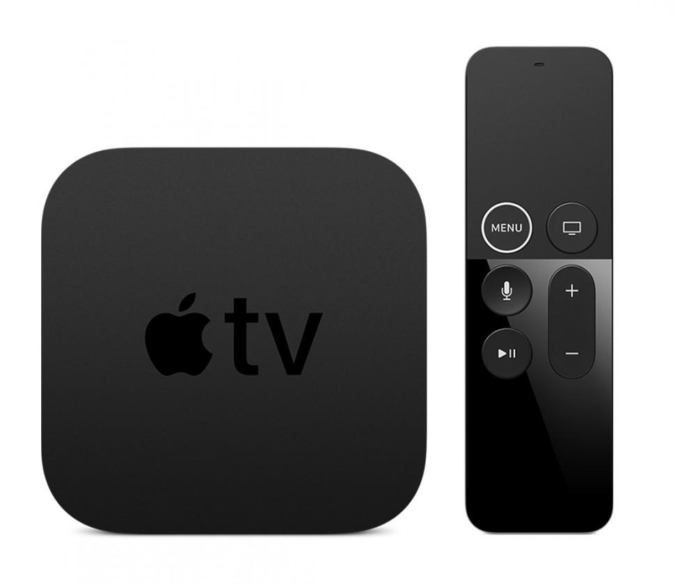 Multimediálne centrum Multimediálne centrum Apple TV 4K 64GB, MP7P2CS/A