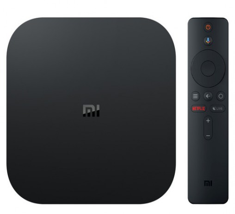 Multimediálne centrum Xiaomi Mi Tv Box S EU