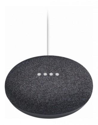 Multimediálne repro. Hlasový asistent Google Home mini Charcoal