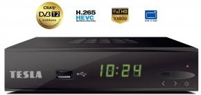 Multimediální T2 HEVC - H265 Set-top-box