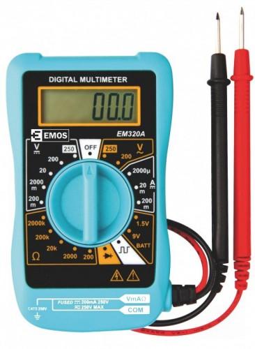 Multimeter Emos MD-110, 200-250V