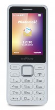 myPhone 6310 biela