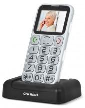 myPhone HALO 9 strieborný