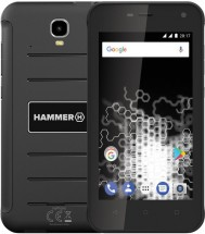 myPhone HAMMER ACTIVE ČERNÝ + darček