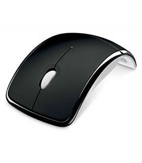 Myš  Microsoft ARC Mouse USB Port Black