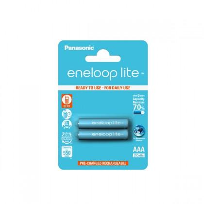 Nabíjacie batérie, nabíjačky Baterie Panasonic Eneloop Lite AAA 2ks 4LCCE/2BE