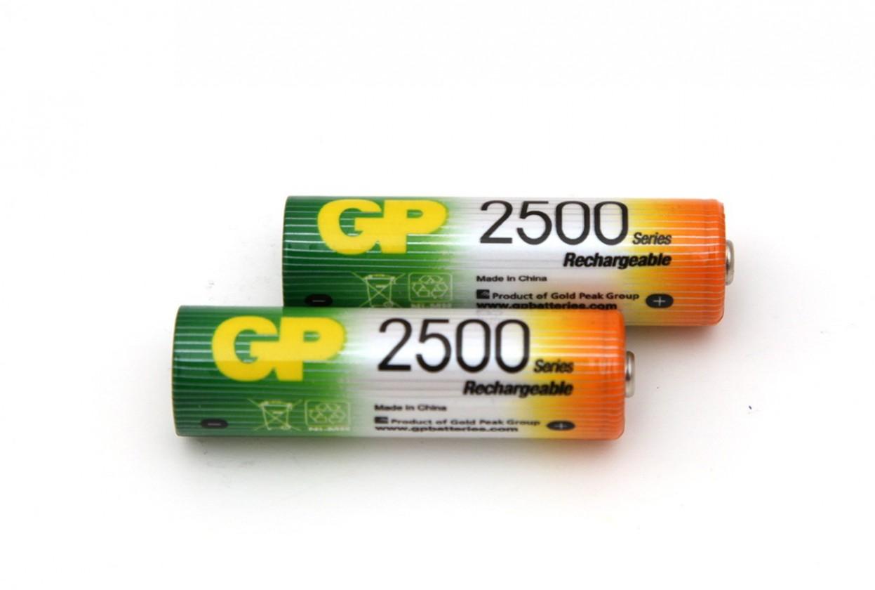 Nabíjacie batérie, nabíjačky Nabíjacie batérie GP NiMH, AA, 2700mAh, 2ks