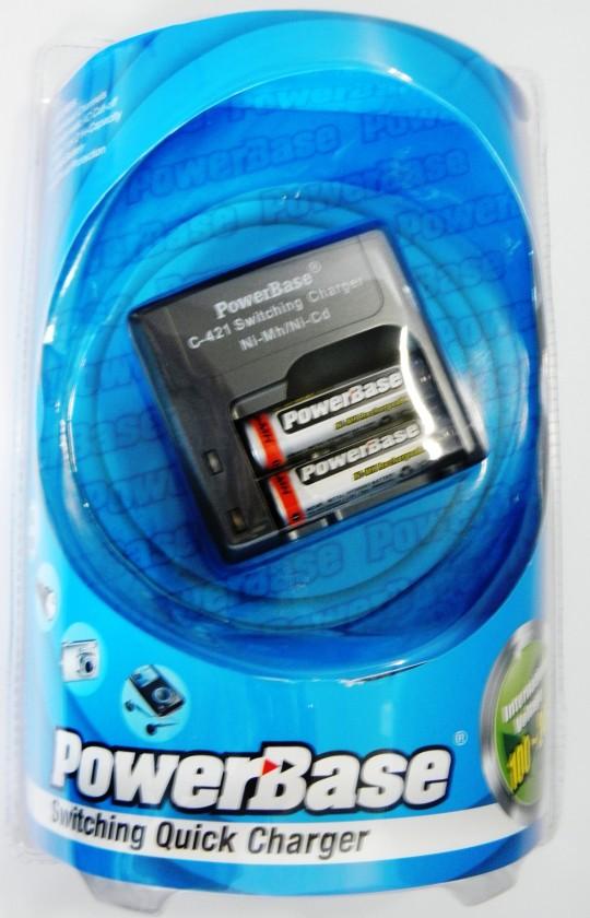 Nabíjacie batérie, nabíjačky Nabíjačka batérií (C-421) AA / AAA