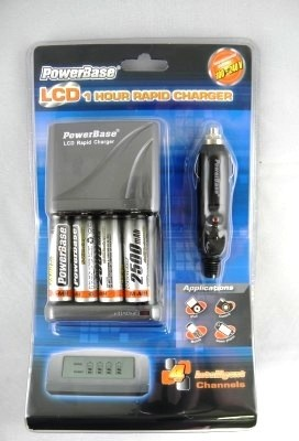 Nabíjacie batérie, nabíjačky Nabíjačka batérií (C-431) AA / AAA